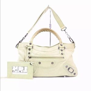 Authentic Balenciaga Shoulder Purse Bag